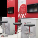 200 jobs now completed with custom exhibition stand design!