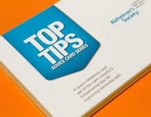Carer Top Tips Advice Card Set